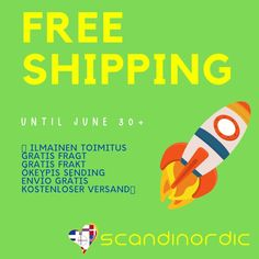 For all you good folks staying in ...  we've made shipping FREE 💗💰🚀  thank you to our loyal followers and customers 💗💗💗 Most gifts can be customized. And a free gift for YOU!🚀 . . . . #scandinordic #scandinordicdotcom #getyournordicon #ilmainentoimitus #gratisfragt #gratisfrakt #Ókeypissending #enviogratis #kostenloserversand #scandinaviandesign #nordicdesign #freeshipping #shopfromhome #freegiftwithpurchase