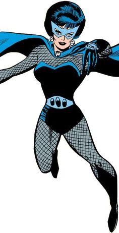 Black Widow - Natalia Romanova - Marvel Comics - Avengers - 2