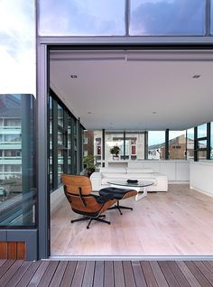 This Loft Apartment in London will one day be mine.