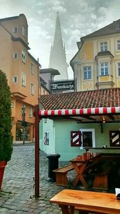 Beutiful Regensburg in #Bavaria