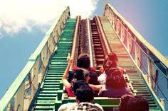 Roller coaster summer