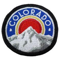 Coloradical Shirts Colorado Patch @ http://www.iheartdenverstore.com