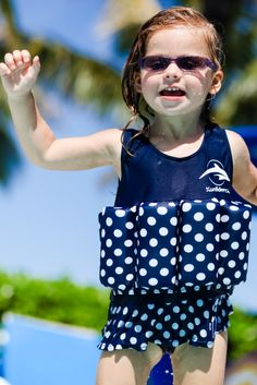 We love the Polka Dot's pretty skirt design feature! Polka Dots, Dads, Swimsuits, Pretty, Skirts, Collection, Design, Fashion, Fathers