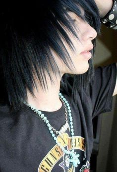 Cute EMO Boy