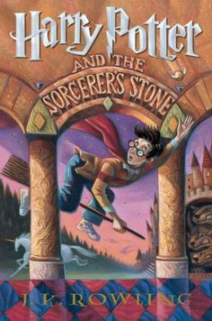 Harry Potter And The Sorcerer's Stone by J.K. Rowling!