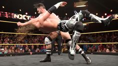 WWE NXT Fotos: 31. Aug. 2016
