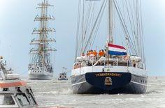 De Eendracht, Sail Amsterdam 2015