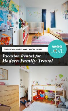 Find your home away from home: Vacation Rentals for Modern Family Travel | Want to get weeLove in your inbox? www.wee.co/weelove