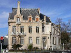 Lucien Weissenburger, La maison de l'architecte