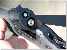 Savage Model 42 Combo Gun .22LR/.22WMR & .410 Shotgun  Another option for combination guns.