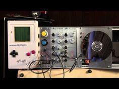 A Modular Game Boy Synthesizer