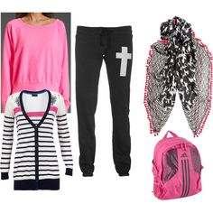 plane outfit, created by cdalton73 on Polyvore