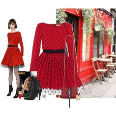 How To Wear Saint Laurent Paris Cafe Outfit Idea 2017 - Fashion Trends Ready To Wear For Plus Size, Curvy Women Over 20, 30, 40, 50
