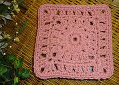 Ravelry: Blushing Bride Square pattern by Heather Prusia