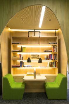 Штаб квартира компании Google в Мадриде