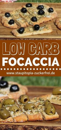 Low Carb Focaccia - Staupitopia Sugar Free - This low carb focaccia is the perfect low carb bread for your low carb dinner or of course for gril - Quick Easy Desserts, Easy Healthy Recipes, Quick Easy Meals, Low Carb Recipes, Vegetarian Recipes, Bread Recipes, Chicken Recipes, Lowest Carb Bread Recipe, Low Carb Meal Plan