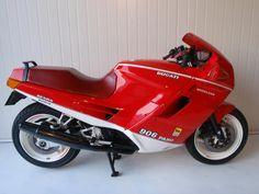 1994 Ducati Paso 906 Frame no. ZDM906PC000830 Engine no. ZDM906W2C001298