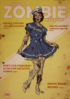 Modern Zombie