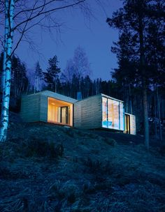 Architecture Cabin at norderhov