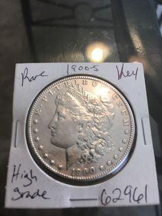1900-S Morgan Silver Dollar    eBay