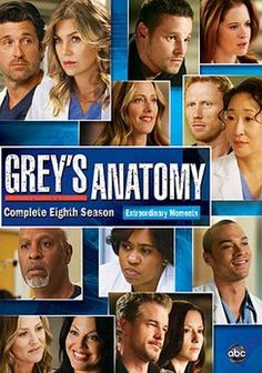 Grey's Anatomy: The Complete Eighth Season « Holiday Adds