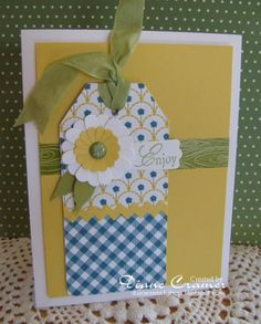 From Tag to Card
