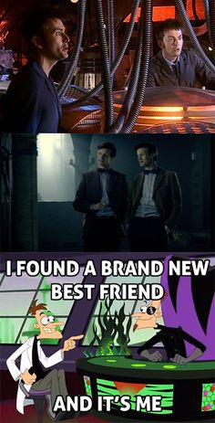 I found a brand new best friend and it's me! #doctor #who