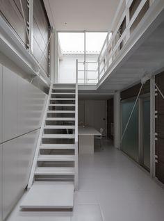 JA+U : Kim House 2011 by Waro Kishi + K. Associates / Architects