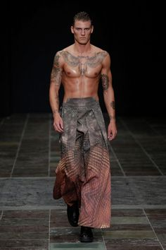 Male Fashion Trends: Jean // Phillip Spring/Summer 2014 - Copenhagen Fashion Week #CPHFW