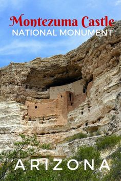 Exploring Montezuma Castle National Monument in Arizona, USA with kids #Findyourpark