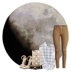 """Well Be The Stars"" by andrea2002 ❤ liked on Polyvore featuring moda, nanimarquina, Casetify y H&M"