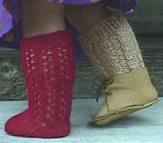 Ravelry: American Girl Socks knitting pattern by Judy Gibson - free