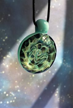 forever together galaxy glass heady pendants trippy glass pendant his and hers his and his hers and hers gift for friends twin gift by drago - Heady Glass Pendants