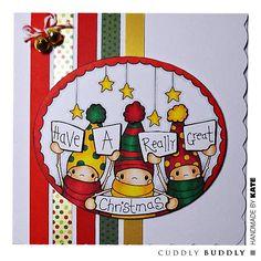 Christmas Buddies | Buddly Crafts