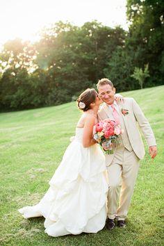 Pink and Mint Wedding by Kristyn Hogan and Historic Cedarwood - Southern Weddings - NP+RK Wedding - Wedding Trends, Wedding Designs, Wedding Styles, Tux Colors, Wedding Portraits, Wedding Photos, Prom Tuxedo, Dream Wedding, Wedding Day
