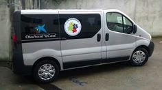 furgoneta_encaixamos_sabaris_baiona Van, Vehicles, Vans, Car, Vehicle, Tools
