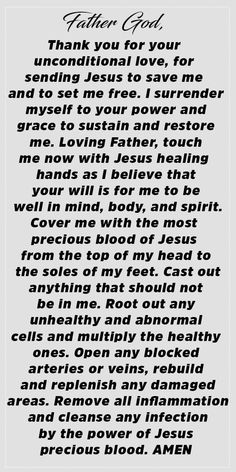 Another Powerful Healing Prayer – Let Us Pray Healing Scriptures, Prayers For Healing, Prayer Scriptures, Bible Prayers, Catholic Prayers, Faith Prayer, God Prayer, Prayer Quotes, Faith Quotes