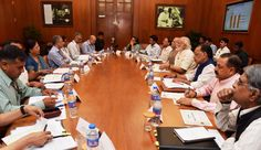 PM reviews drought and water scarcity situation at high level meeting with Rajasthan CM