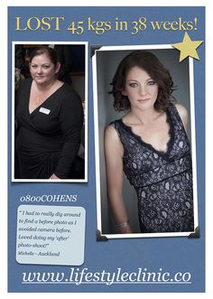 Michelle B | Weight loss success story