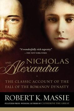 The story of the love that ended an empire. In this commanding book, Pulitzer Prize–winning author Robert K. Massie sweeps readers back to the extraordinary world of Imperial Russia to tell the story of the Romanovs' lives: Nicholas's political naïveté, Alexandra's obsession with the corrupt mystic Rasputin, and little Alexis's brave struggle with hemophilia.