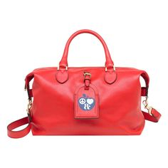 Mulberry New York Clipper Red Glossy Buffalo New Handbags, Fashion Handbags, Mulberry Purse, Nyc Spring, New York Summer, Milk Studios, Garment District, Product Launch, Purses