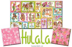 ALOHA!!!! Love this HuLaLa Collection!