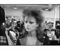 Tracey Ullman, London 1982