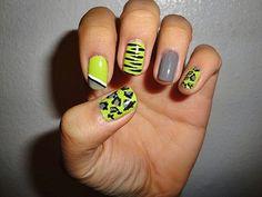 cute polish nails designs