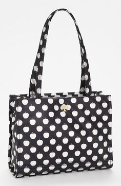 How cute is the red one! kate spade 'flatiron - loretta' tote available at #Nordstrom