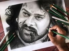 Draw Sketch Drawing and design channel. Specializing in tattoo design, 3 Dimensional Art. 3d Pencil Sketches, Pencil Sketch Portrait, Pencil Art Drawings, Art Drawings Sketches, Realistic Sketch, Face Sketch, Celebrity Drawings, Drawing For Kids, Drawing Tips