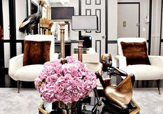South Shore Decorating Blog: What I Love Wednesday: Modern and Artsy