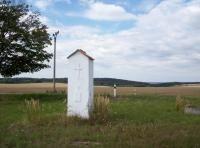 Fotografie objektu-Boží muka jižně od Malšic-jižní Čechy