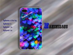 Love heart iPhone 5S Case iphoen 5C case  iPhone by hamimelons, $7.99
