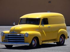 1948 Chevy Panel Delivery